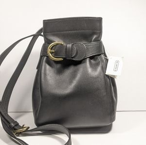 NWT! Vintage Coach Soho Belted Pouch 4156